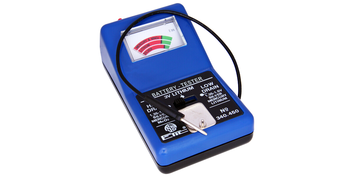 Batterieprüf- und ladegeräte