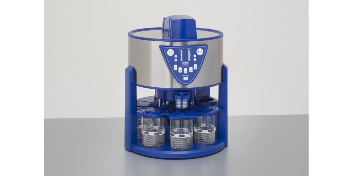 Reinigungsmaschinen für Uhren