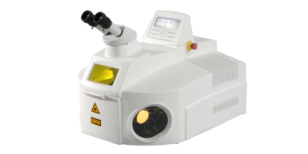 Laserschweißgeräte und Zubehör
