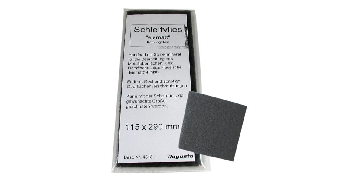 Schleifvlies
