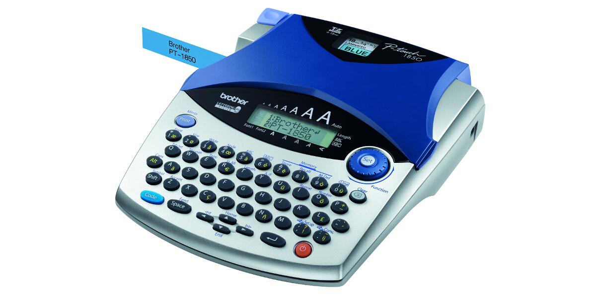 Beschriftungsgeräte und -bänder P-Touch
