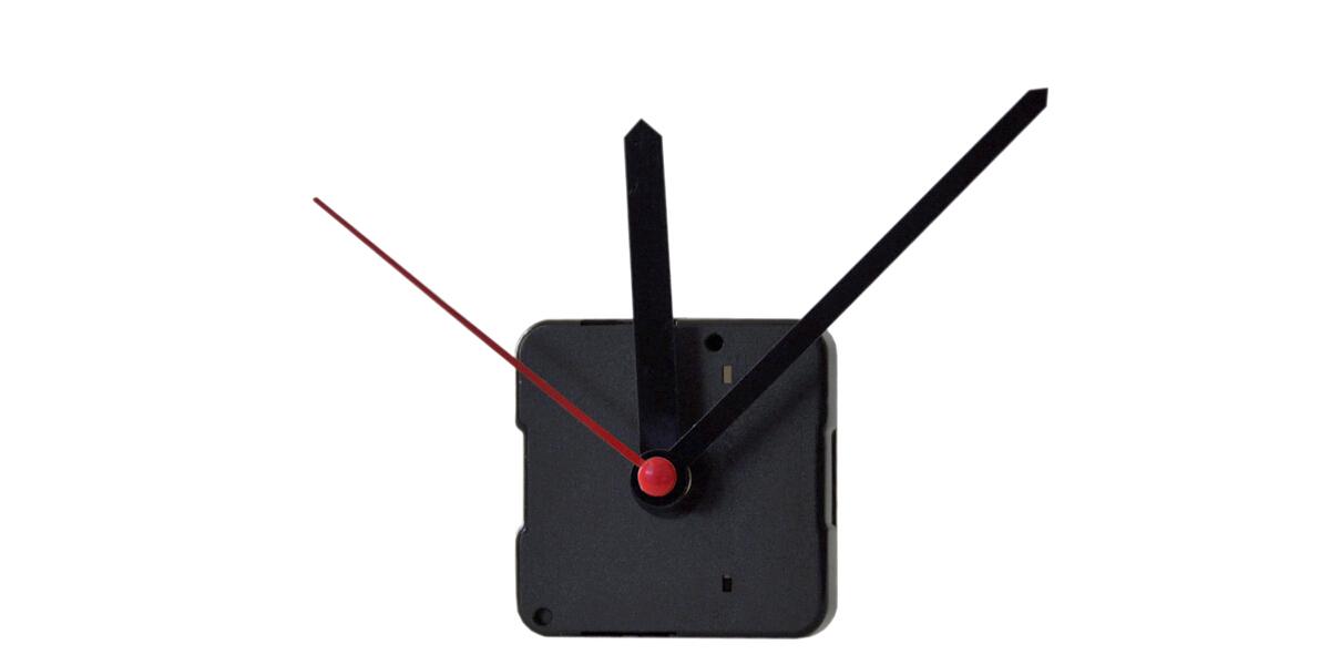 Uhrenersatzteile für Großuhren