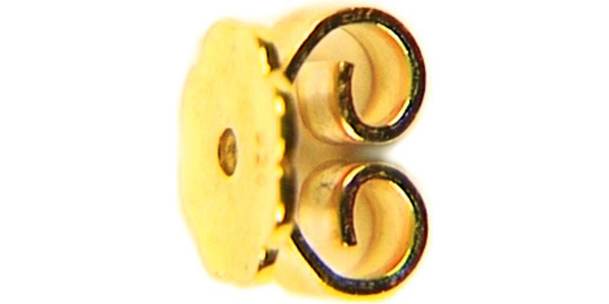 Ohrmutter mit vorgelöteter Platte