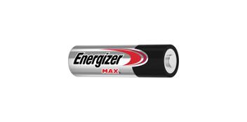 Energizer MAX Alkaline Rundzellen