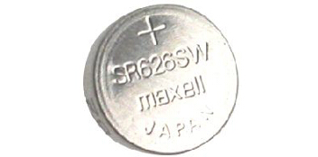 Maxell Knopfzellen