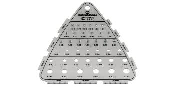 Sonstige Spezial-Messwerkzeuge (für Kronen, Zeigerloch, etc.)