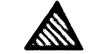 Degussit Feilen - Dreikant