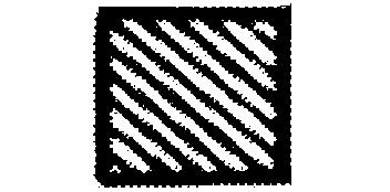 Degussit Feilen - Vierkant