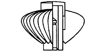 Taschenuhrkronen