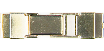 Uhrbandverschlüsse mit Federzug und Klemmbefestigung