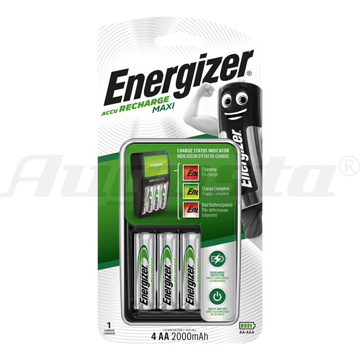 ENERGIZER Ladegerät MAXI CHARGER