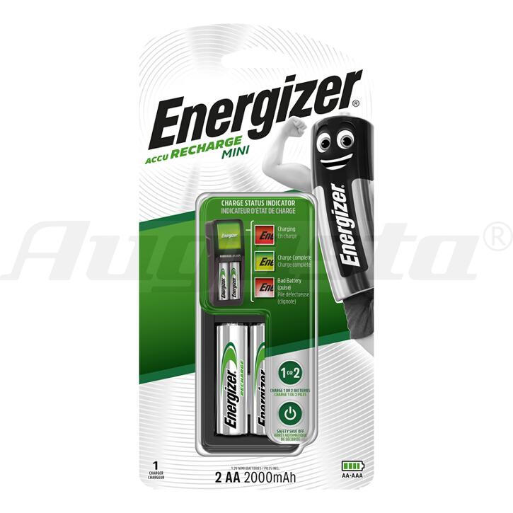 ENERGIZER Ladegerät MINI CHARGER
