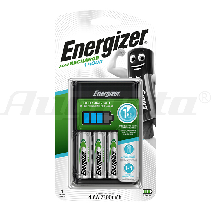 ENERGIZER Ladegerät 1 HOUR CHARGER