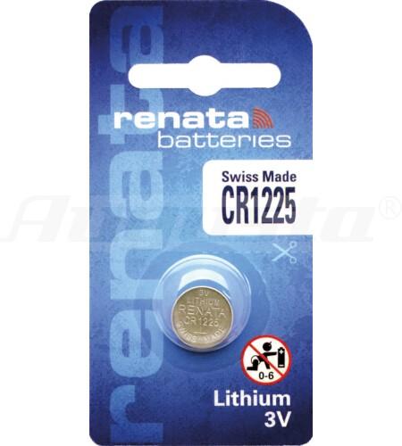 RENATA LITHIUM BATTERIEN CR1225 1er Blister