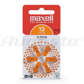 MAXELL Hörgerätebatterie 13 Zinc Air