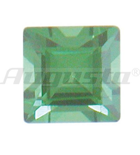 Cubic Zirconia, farbig, Carre Step Cut