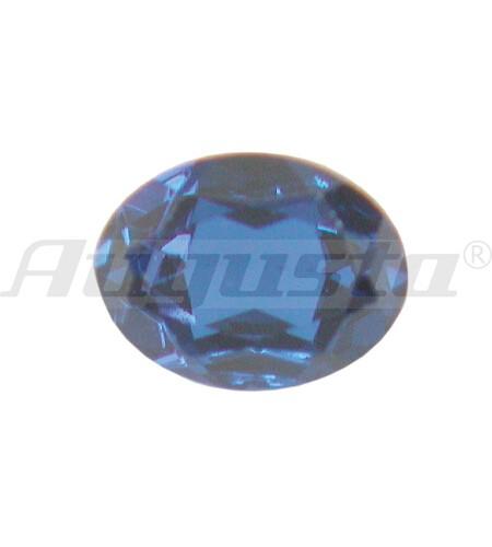Synthetische Farbsteine, oval