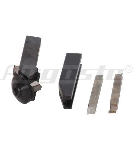 Drehmeissel-Set HSS, 8 mm Schaft, 5-teilig