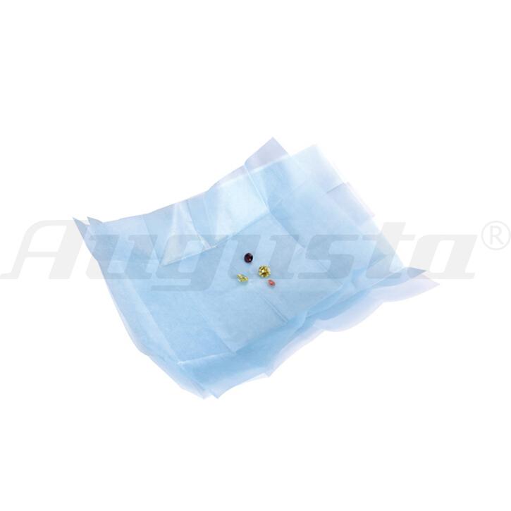 Diamantpapier blau/blau, 80 X 45 mm 25 Stück