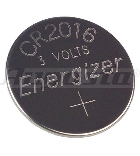 ENERGIZER Lithiumbatterien CR2016 1er Blister