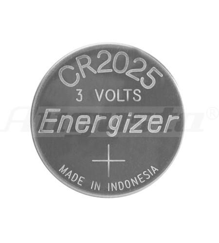 ENERGIZER Lithiumbatterien CR2025 1er Blister