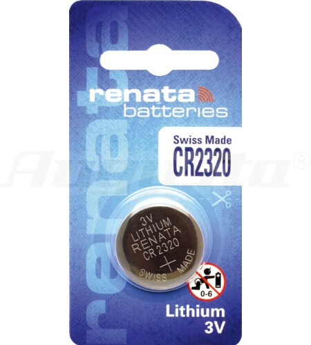 RENATA LITHIUM BATTERIEN CR2320 1er Blister