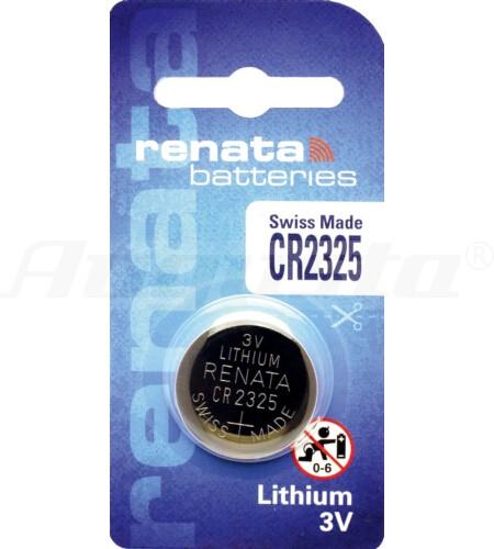 RENATA LITHIUM BATTERIEN CR2325 1er Blister
