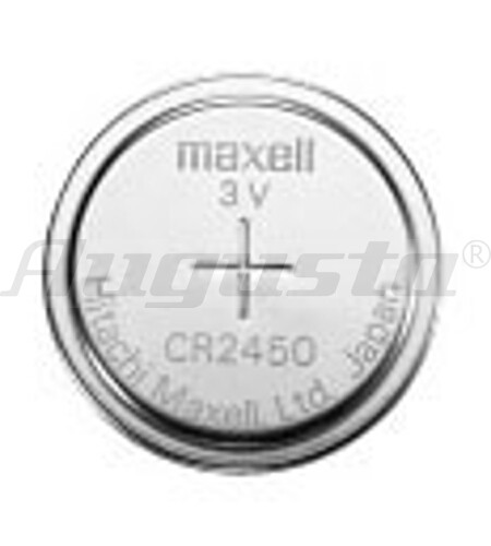 MAXELL Lithiumbatterien CR 2450 5er Blister
