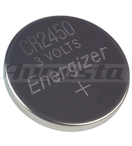 ENERGIZER Lithiumbatterien CR2450 2er Blister
