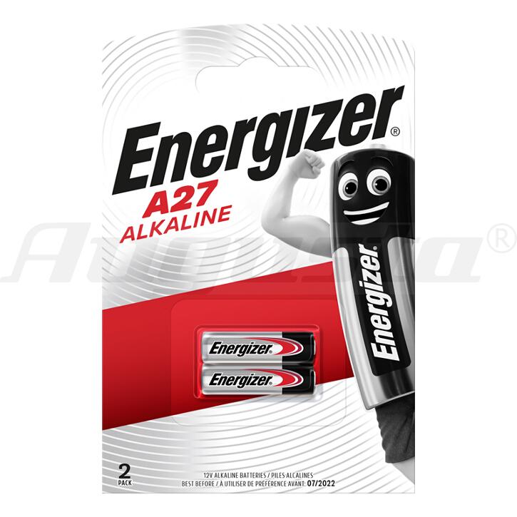 ENERGIZER Alkalibatterie A27 2er Blister