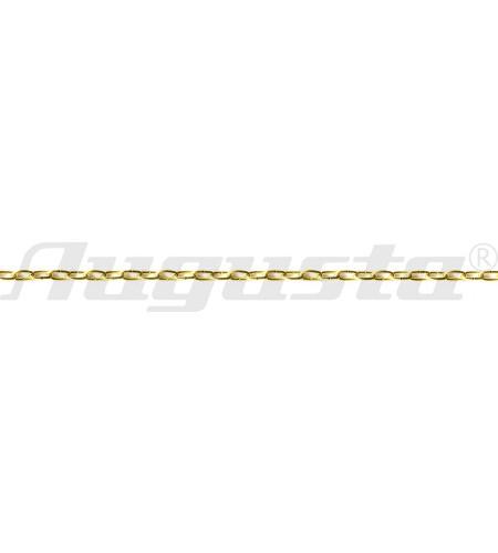 MESSINGKETTEN  NR. 14 Länge außen: 8,8 mm, Draht ø 1,20 mm