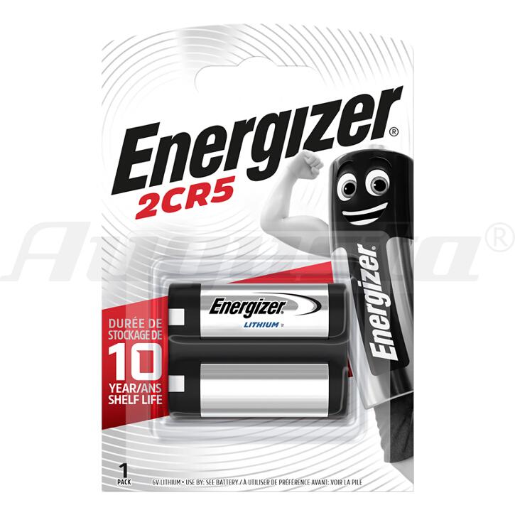 ENERGIZER LITHIUM FOTOBATTERIE 2CR5