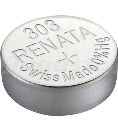 RENATA Knopfzellen 303
