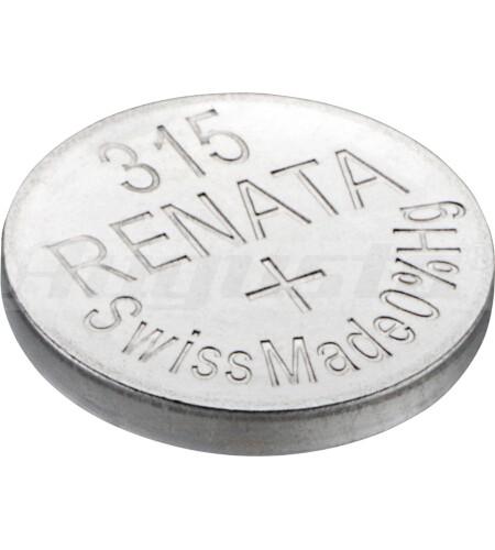 RENATA Knopfzellen 315