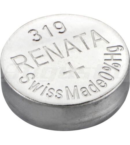 RENATA Knopfzellen 319