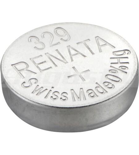 RENATA Knopfzellen 329