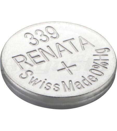 RENATA Knopfzellen 339