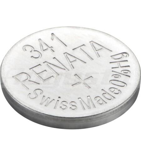 RENATA Knopfzellen 341