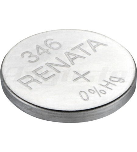 RENATA Knopfzellen 346