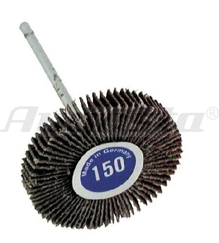 Fächerschleifer Ø 30 - Breite 15 mm Körnung 150