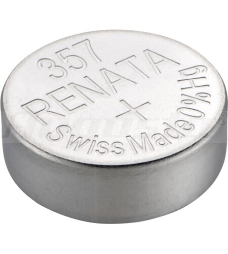 RENATA Knopfzellen 357