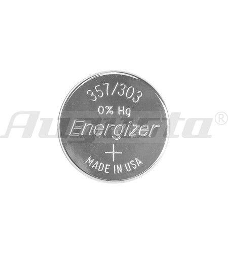 ENERGIZER KNOPFZELLEN 357/303 MULTI DRAIN