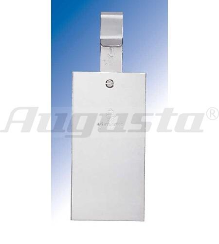 Anode Feinsilber 170 x 100 mm + ca.  550 G Feinsilber/Stichtagskurs