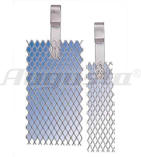 ANODE TITAN PLATINIERT 110 X 60 MM