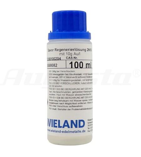 SAVOR REGENERIERLÖSUNG (1N) 100 ml