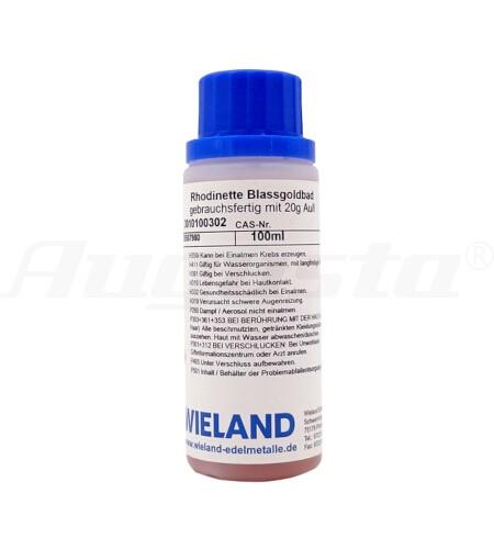 RHODINETTE BLASSGOLDBAD 100 ml