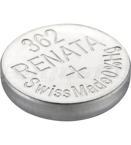 RENATA Knopfzellen 362