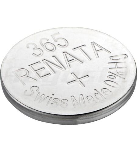 RENATA Knopfzellen 365