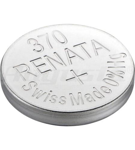 RENATA Knopfzellen 370