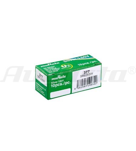 MURATA Knopfzellen 377